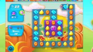Candy Crush Soda Saga Level 152 No Booster 3* 9 moves left