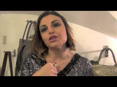VALENTINA GUIDI designer di BORSE CAPOLAVORI D'ARTE