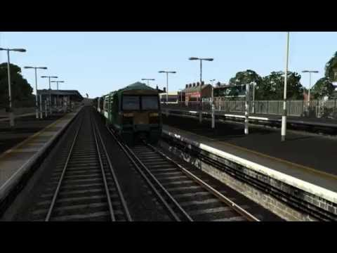 Train Simulator 2016 South London South Croydon to London Bridge