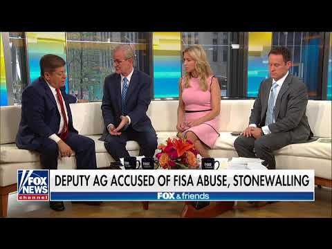 Judge Nap: Move to Impeach Rosenstein Is 'Baseless, Embarrassing for Everyone Involved'