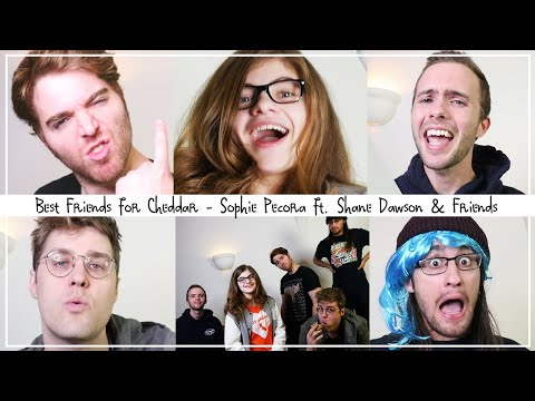 Sophie Pecora - Best Friends for Cheddar (Official Music Video) ft. Shane Dawson & Friends