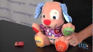 Laugh & Learn Love To Play Puppy From Fisher-price