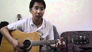 All To Us Instructional - Chris Tomlin (Daniel Choo)