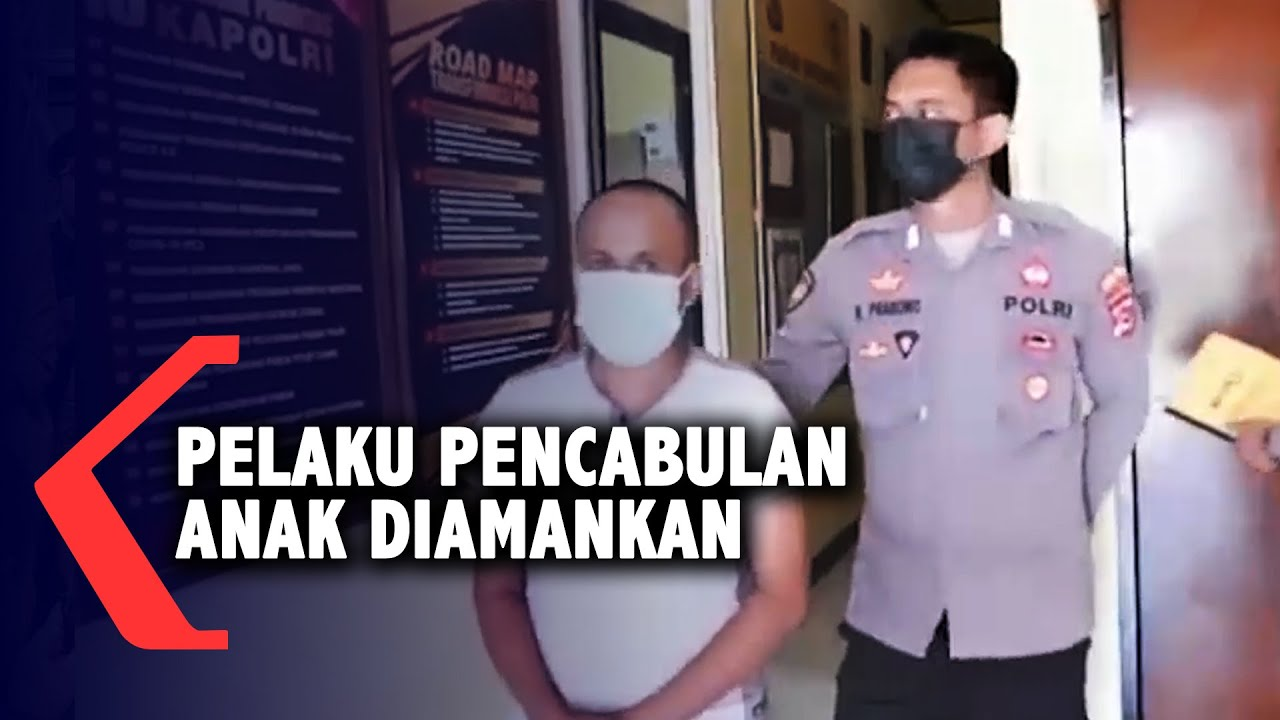 Download Polisi Amankan Pelaku Pencabulan Anak