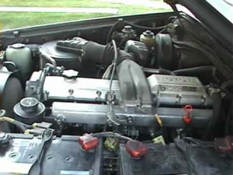 Land Cruiser 1HZ engine sound