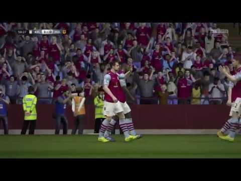 Fifa 15 Aston Villa Joe Cole shot :)