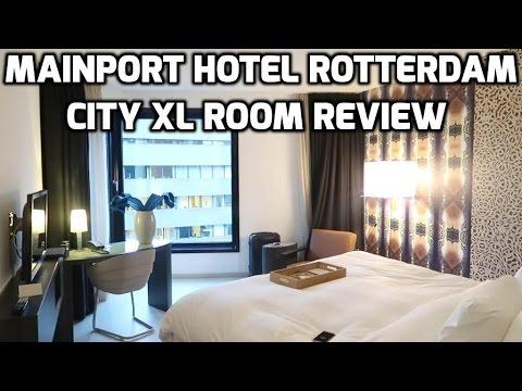 Mainport Hotel Rotterdam: City XL Room Review