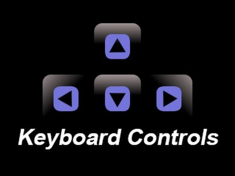 JavaScript HTML Game Development Tutorial 8 - JavaScript Keyboard Controls (using jQuery events)
