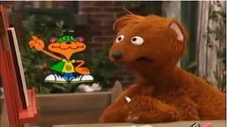 Sesame Street Hero Guy Jam Session With Baby Bear