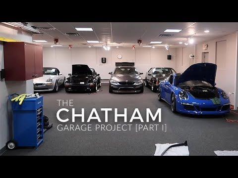 The Chatham Garage Project: Introduction