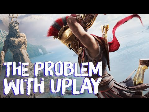 Assassin's Creed Odyssey On PC And Gamers' Uplay Problem - Steam Punks