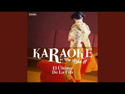 Andar Hacia Los Pozos No Quita La Sed (Karaoke Version) mp3