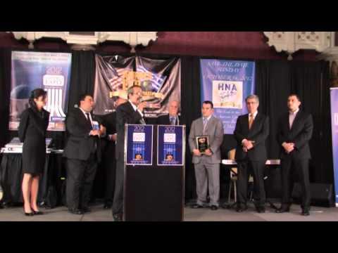 Hermes Expo Awards Dinner March 31 2012