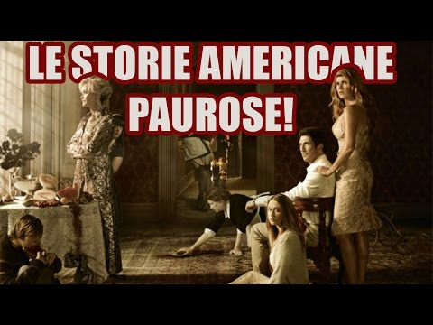AMERICAN HORROR STORY   1 STAGIONE