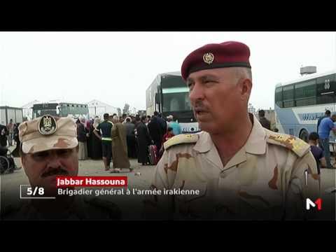 Irak : La souffrance des déplacés de Mossoul
