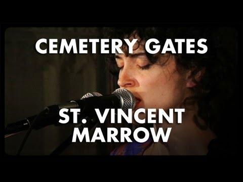St. Vincent - Marrow - Cemetery Gates