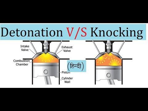 Detonation/Knocking explained ||HINDI