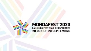MondaFest' 2020: Printempa Inaŭguro