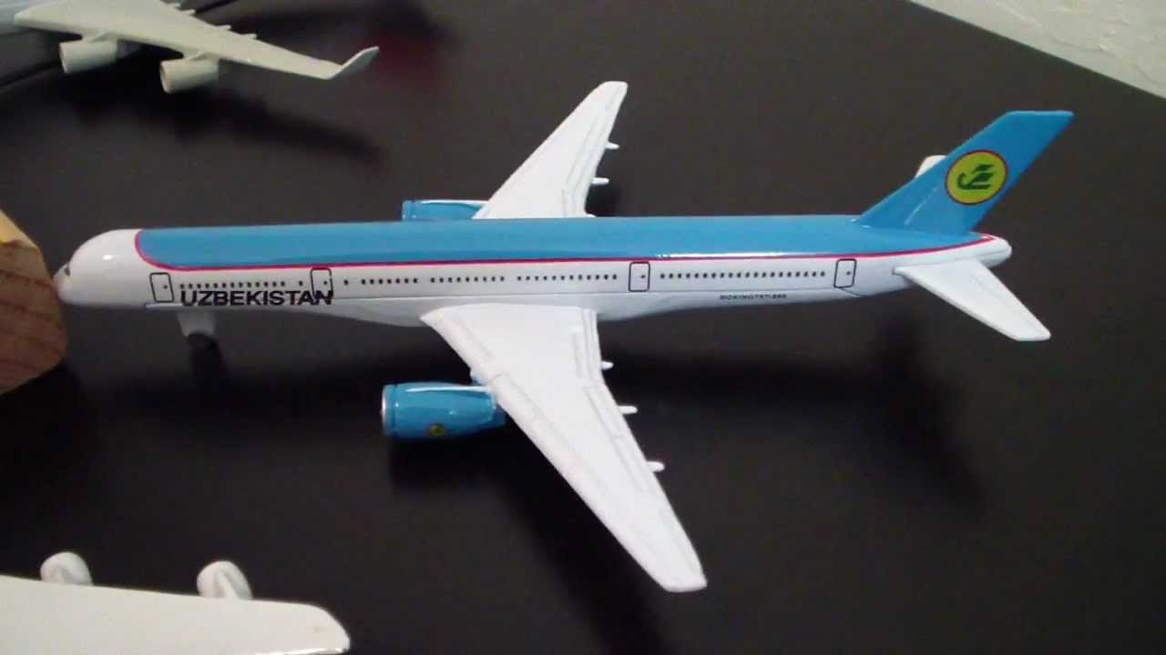 My Toy Airplane Collection 2 Youtube