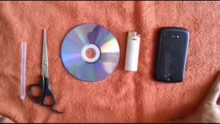 Como Hacer una camara espia!! - Casera con Telefono Movil