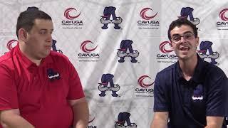 6-25 Auburn Doubledays Post-Game Show