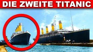Was passierte mit den 2 anderen TITANIC Schiffen?
