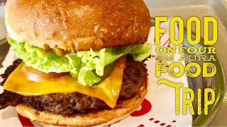 SM Aura Food on Four Food Trip: Great American Burger Joint, Craft Salad, Yakitori One