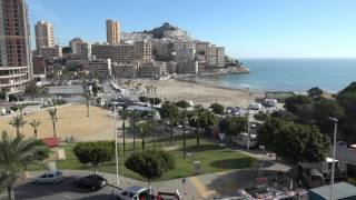 Апартаменты от банка на первой линии моря в Бенидорме, Испания, в кредит от банка
