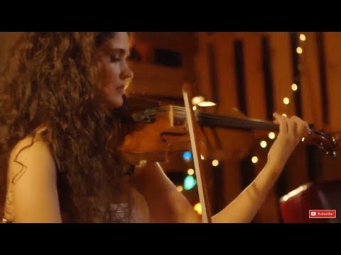 O Come, O Come, Emmanuel(violin cover)by Susan Holloway[OFFICIAL VIDEO]