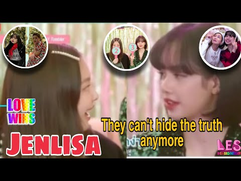 Jenlisa Alert! They can't Hide the TRUTH Anymore🌈♥️Actions Speak louder than Words