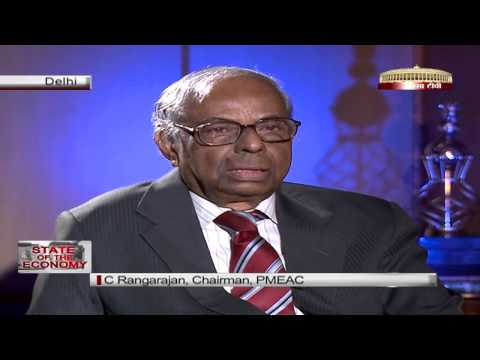 State of the Economy with C Rangarajan