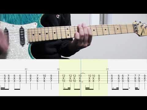【TAB譜付き - しょうへいver.】ライラック(LILAC)- 美波(Minami)リードギター(Guitar)