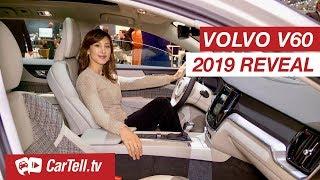 2019 Volvo V60 | Preview Geneva | Cartell.Tv