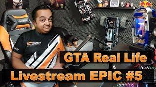 Livestream Epic #5 - GTA Real Life cu FLOCEA GAINAT #RoadTo100k