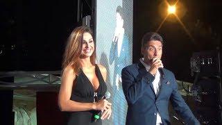 Backstage, Anna Tatangelo: