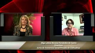 Junta de Asistencia Social Privada de Chihuahua (Logros 2015)
