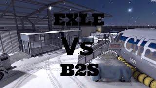 Critical Ops scrim   EXLE vs B2S