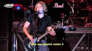 Gambar cover Nickelback - Savin'Me (HD-Legendado-PT/BR) Ao Vivo