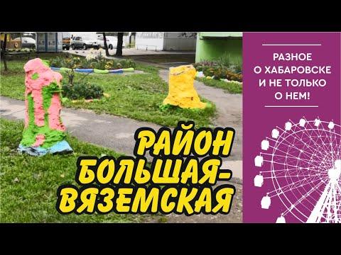 Хабаровск. Микрорайон Большая -Вяземская. Цены на квартиры в Хабаровске