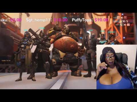 Himiwako's Overwatch Live Stream 3