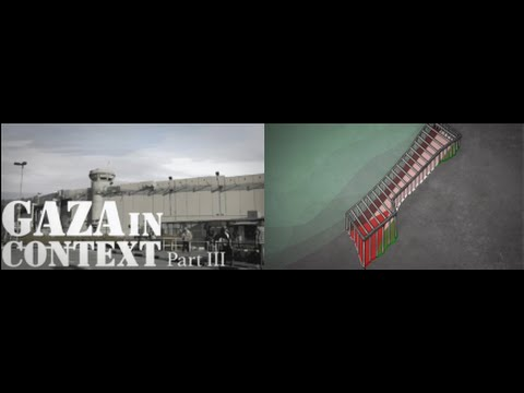 Gaza in Context: The Gaza Strip versus the West Bank: Creating a Gaza Statelet Since 1993, Part III