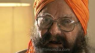 Candid interview on the Partition, history and present day Delhi | Khushwant Singh