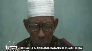 Kiper Arema Malang, Ahmad Kurniawan Tutup Usia - INews Siang 11/01