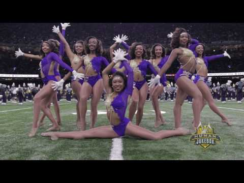 Southern University Human Jukebox Bayou Classic 2016 Halftime Show