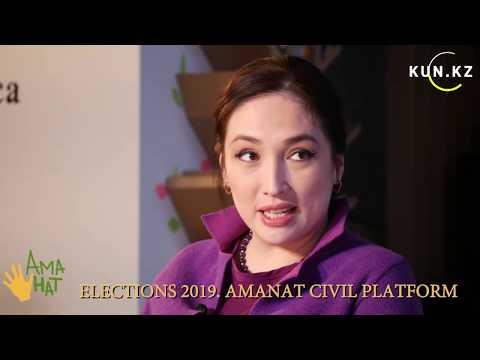 Election in Kazakhstan