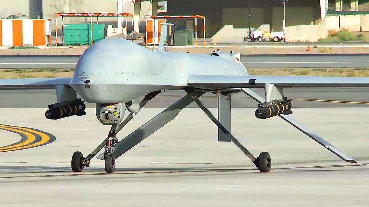 MQ-1 Predator & MQ-9 Reaper Drone UAV Operations