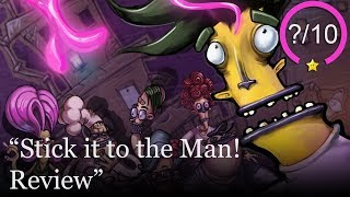 Stick it to the Man! Switch Review (Video Game Video Review)