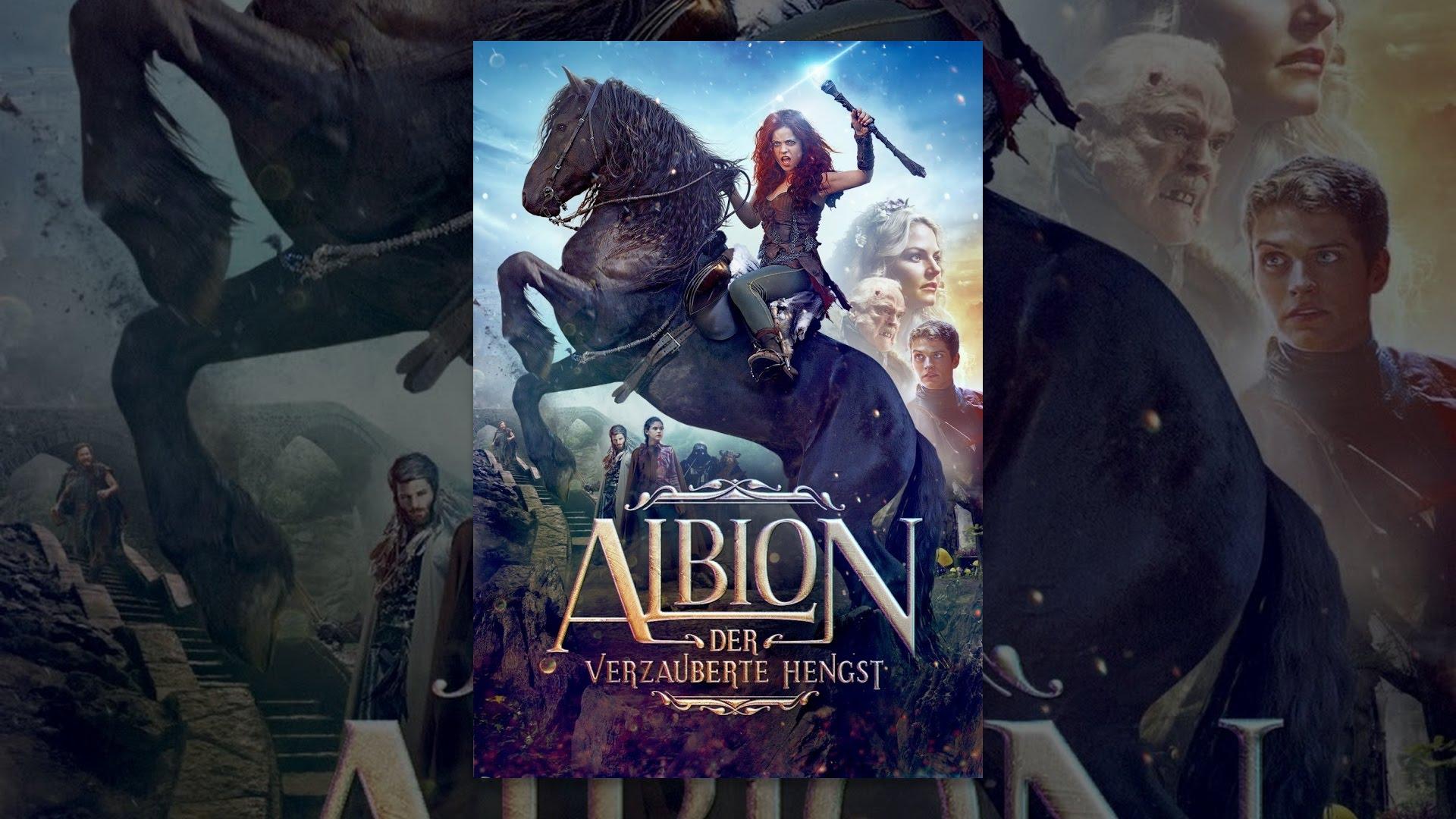 Albion: Der Verzauberte Hengst