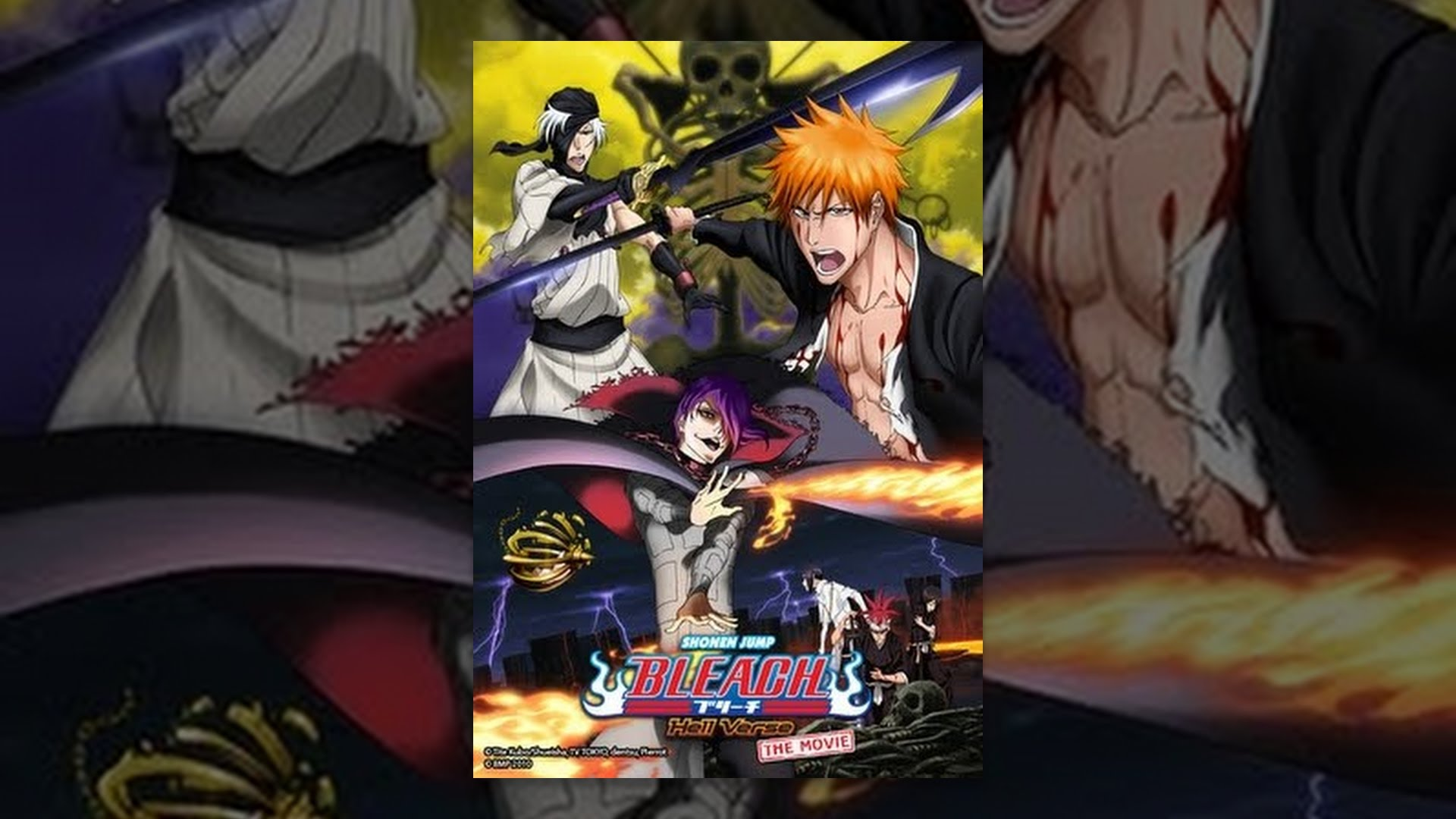 Download Bleach the Movie: Hell Verse