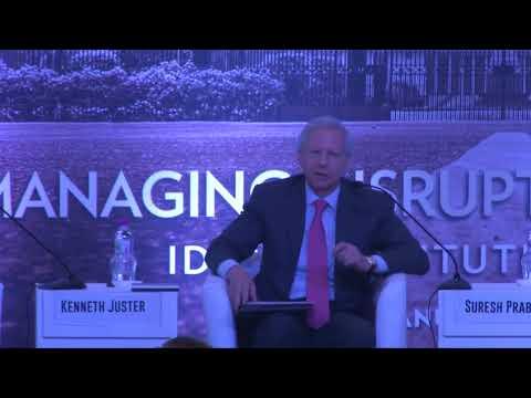 Raisina2018   Innovation and creation : geo economics in the knowledge age